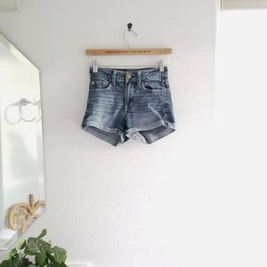American Eagle Outfitters Stretch Shorts Size 00